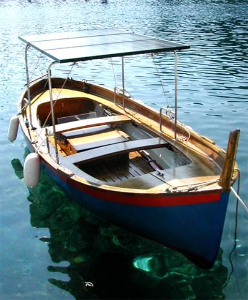 Pannello Solare Da Barca : Barca pannello solare